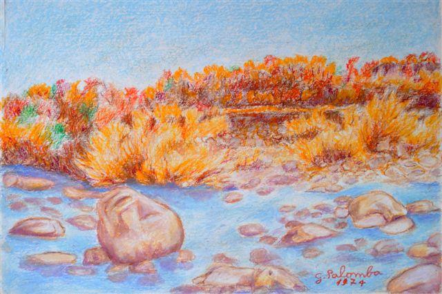 Ai margini del fiume Verrino